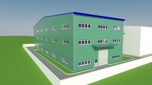 JingGuang Plastic Dong Nai Viet Nam Factory – Phase 2